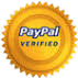 Verified Member, Official PayPal Seal